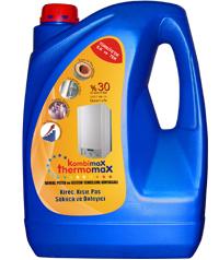 Kombimax Kazan Temizleme Kimyasalı